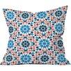 DENY Designs Zoe Wodarz Sunbaked Arrow Tile Polyester Throw Pillow