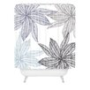 DENY Designs Camilla Foss Flower Fantasy Ii Shower Curtain