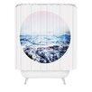 DENY Designs Leah Flores Surf Shower Curtain