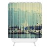 DENY Designs Chelsea Victoria Yacht Club Shower Curtain
