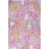 DENY Designs Camilla Foss Pink Area Rug