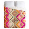 DENY Designs Pattern State Marker Southern Sun Duvet Cover