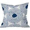 DENY Designs Camilla Foss Circles Ii Outdoor Throw Pillow