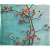 DENY Designs Olivia St Claire She Hung Her Dreams on Branches Throw Blanket