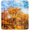 DENY Designs Belle 13 An Autumn Day Shower Curtain
