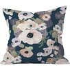 DENY Designs Khristian A Howell Une Femme Throw Pillow