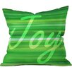 DENY Designs Sophia Buddenhagen Christmas Indoor Throw Pillow