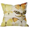 DENY Designs Chelsea Victoria Sherbert Dreams Indoor Throw Pillow