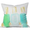 DENY Designs Essie by Laura Trevey Throw Pillow
