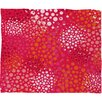 DENY Designs Khristian A Howell Brady Dots 2 Throw Blanket