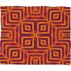 DENY Designs Wagner Campelo Sanchezia X Throw Blanket