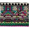 DENY Designs Kris Tate Throw Blanket