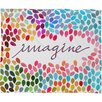 DENY Designs Garima Dhawan Imagine 1 Throw Blanket