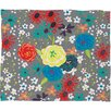 DENY Designs Vy La Bloomimg Love Throw Blanket