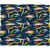 DENY Designs Heather Dutton Swizzlestick Party Girl Throw Blanket