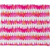 DENY Designs Betsy Olmsted Owl Feather Throw Blanket