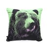 DENY Designs Romi Vega Bear Throw Pillow