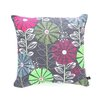 DENY Designs Khristian A Howell Cape Town Blooms Throw Pillow