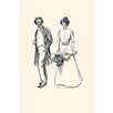 Buyenlarge 'Doctor's Bill' by Charles Dana Gibson Painting Print