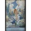 Buyenlarge 'Water Fairy' by Harold Gaze Painting Print