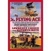 Buyenlarge 'Flying Ace Movie Poster' Vintage Advertisement