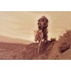 Buyenlarge 'Taos Warrior' by Carl and Grace Moon Photographic Print