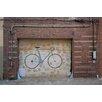 Buyenlarge 'Bicycle Door' by Jason Pierce Photographic Print
