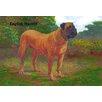 Buyenlarge English Mastiff Champion Graphic Art