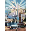 Buyenlarge 'The Modern Deco Empire' Painting Print