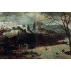 Buyenlarge 'Beginning of Spring Detail -' by Pieter The Elder Brueghel Painting Print