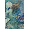 Buyenlarge 'The Mermaid' by Henry O'Hara Clive Painting Print