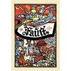 Buyenlarge 'Faust' by Karl Michel Vintage Advertisement