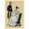 Buyenlarge The Bride and Groom Painting Print