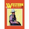 Buyenlarge Western Story Magazine: Western Style Vintage Advertisement