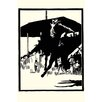 Buyenlarge 'Rodeo' by Frank Redlinger Graphic Art