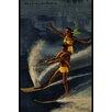 Buyenlarge 'Skiing is Fun in The Florida Sun' Photographic Print
