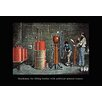 Buyenlarge Machinery for Filling Bottles with Artificial Mineral Waters by John Howard Appleton Painting Print