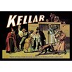Buyenlarge Kellar: the Witch, the Sailor and the Enchanted Monkey Vintage Advertisement