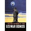 Buyenlarge 'U.S. War Bonds for a Better Tomorrow' Vintage Advertisement