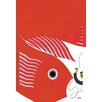 Buyenlarge The Fish-Kite by Frank McIntosh Graphic Art