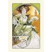 Buyenlarge 'Noel 1903' by Alphonse Mucha Vintage Advertisement
