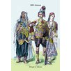 Buyenlarge 'Citizens of Lebanon, 19th Century' by Richard Brown Painting Print