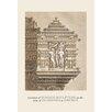 Buyenlarge Specimen of Hindu Sculpture by Baron de Montalemert Graphic Art