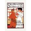 Buyenlarge 'Salon des Cent' Vintage Advertisement