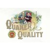 Buyenlarge Quaker Quality Vintage Advertisement