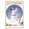 Buyenlarge 'La Vie Parisienne' by Paul Cordsen Vintage Advertisement