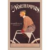 Buyenlarge The Northampton Cycle by Edward Penfield Vintage Advertisement