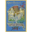 Buyenlarge 'Great Britain for Little Britons' Vintage Advertisement
