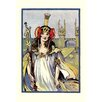 Buyenlarge 'The Princess of Oz' by John R. Neill Painting Print