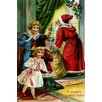 Buyenlarge 'A Merry Christmas' Painting Print